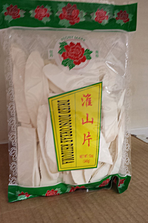 Peony Dried Dioscoreae Rhizoma 12oz Free Shipping