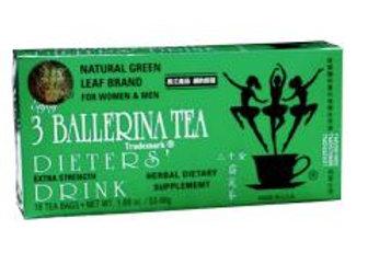 3 Ballerina Tea Extra Strength 18bags 9 boxes Free Shipping