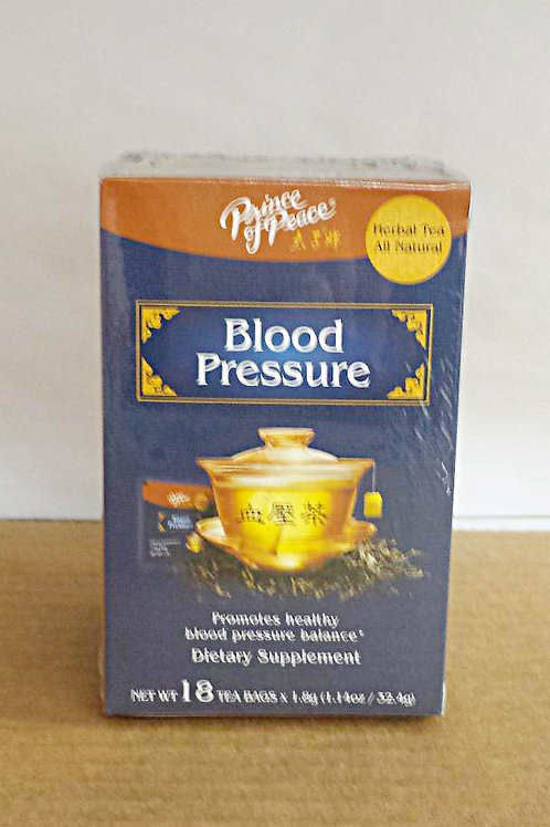 Prince of Peace Blood Pressure Tea 18bags 3 boxes Free Shipping