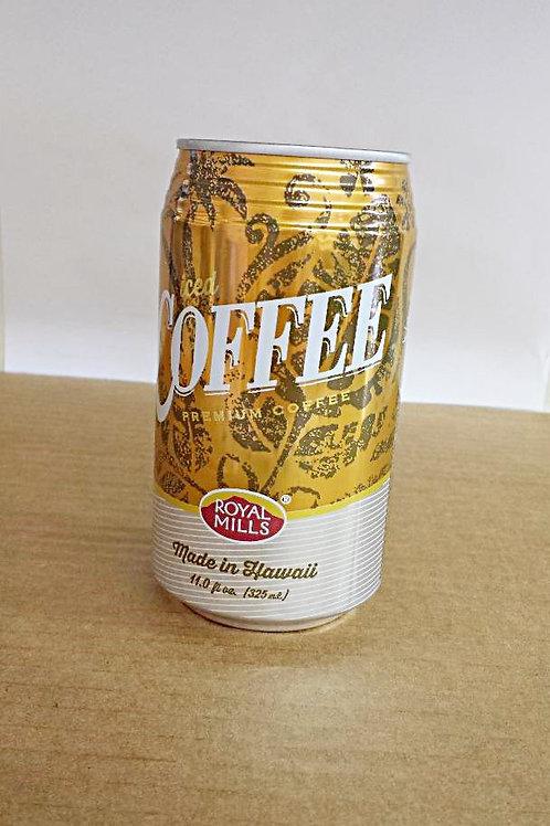 Royal Mills Premium Coffee 325ml Free Shipping