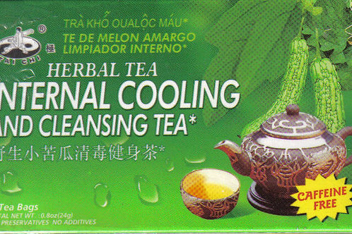 Tai Chi Internal Cooling & Cleansing Tea 12bags 6 boxes Free Shipping