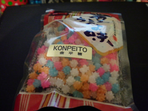 Konpeito Japanese Candy 80gm Free Shipping