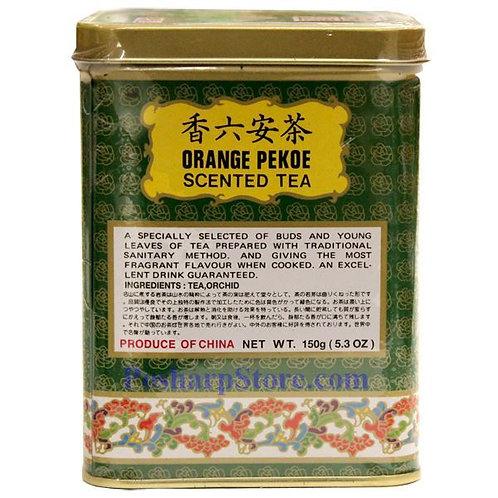 Golden Dragon Orange Pekoe Scented Tea 150gm 4 cans Free Shipping