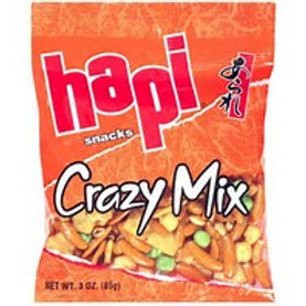 Hapi Crazy mix 85gm Free Shipping