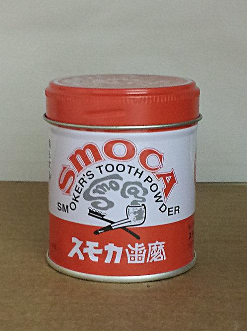Smoca Smoker's Tooth Powder 155gm 6pcs Free Shipping