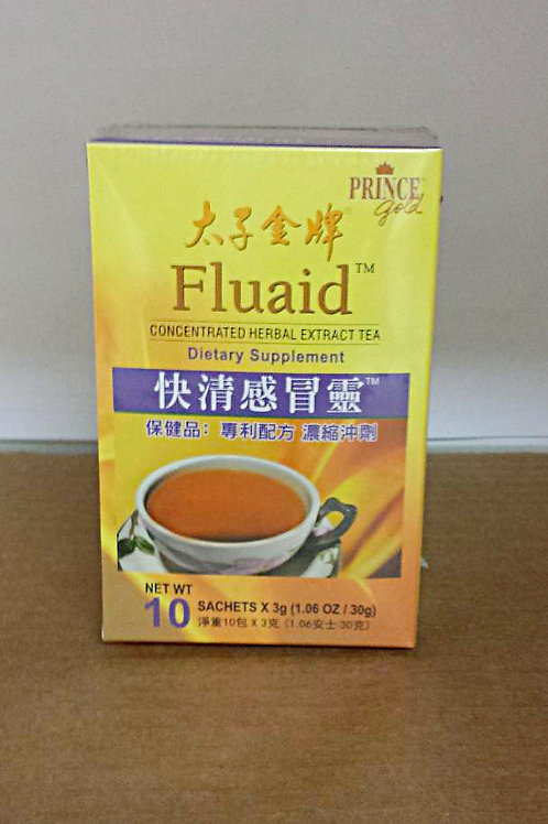 Prince Gold Fluaid 10x3gm 4 boxes Free Shipping