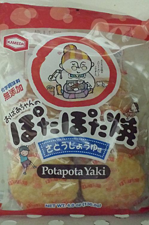 Kameda Potapota Yaki 4.8oz Free Shipping