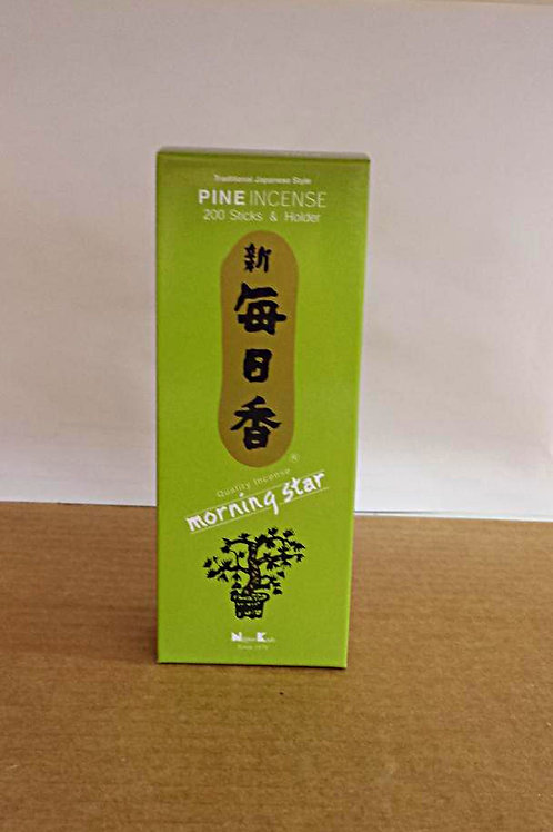 Morning Star Pine Incense 200 sticks Free Shipping