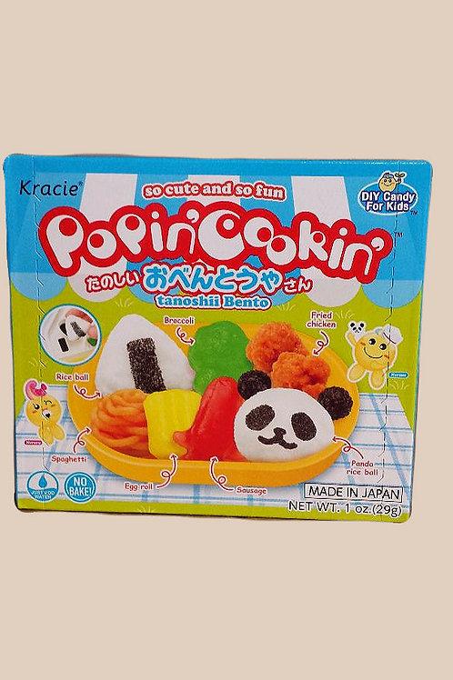 Kracie PoPinCookin tanoshii Bento 8 boxes Free Shipping