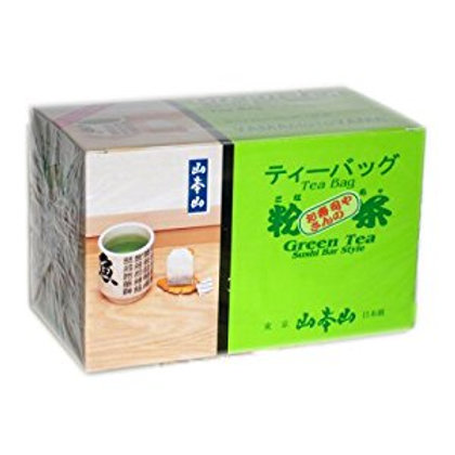 Yamamotoyama Sushi- Bar Style Green Tea 20bags 2 boxes Free Shipping