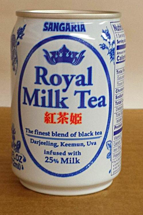 Sangaria Royal Milk Tea 272ml Free Shipping
