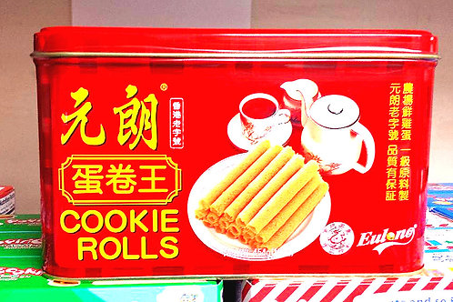 Eulong Cookie Rolls 16oz Free Shipping