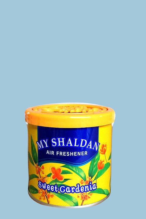 My Shaldan Air Freshener Sweet Gardenia 5 cans Free Shipping