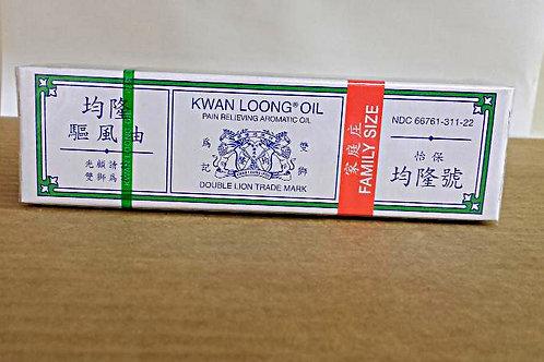 Kwan Loong Oil 2oz