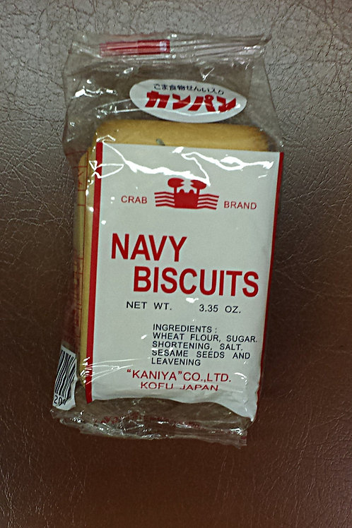 Navy Biscuits 3.35oz 16pkg Free Shipping