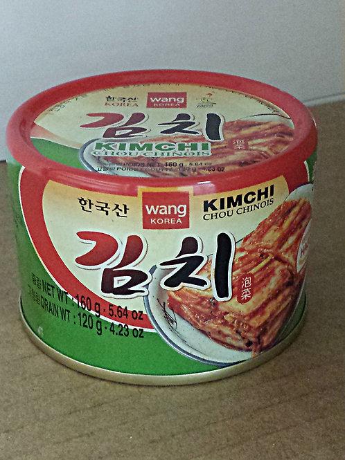 Wang Korea Kimchi 160gm 6 cans Free Shipping