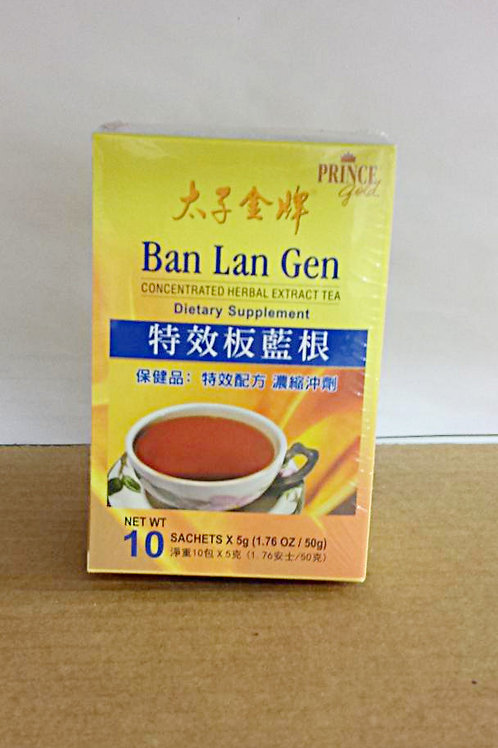 Prince of Peace Ban Lan Gen Tea 10 bags 4 boxes Free Shipping