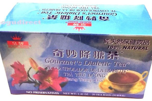Royal King Gourmet's Dialetic Tea 20bags 5 boxes Free Shipping