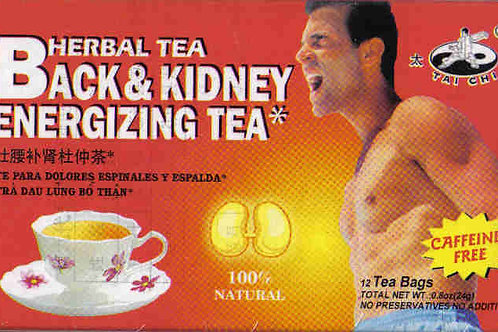 Tai Chi Back & Kidney Energizing Tea 12bags 6 boxes Free Shipping
