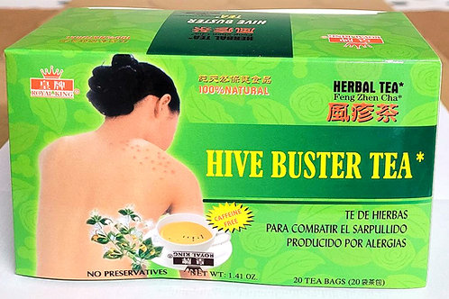 Royal King Hive Buster Tea 20 bags 8 boxes Free Shipping