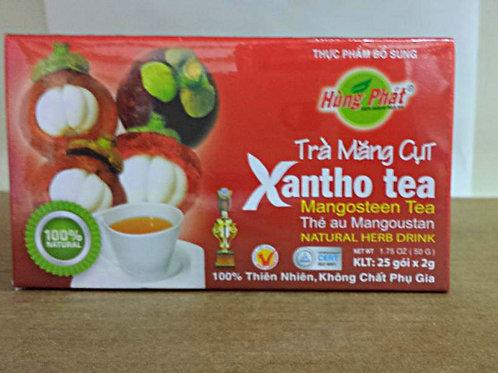 Hung Phat Xantho Tea 25x2gm 3 boxes Free Shipping
