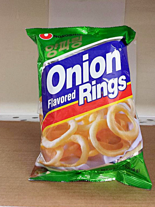 Nongshim Onion Ring 50gm 3 pkgs Free Shipping