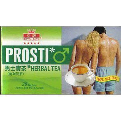 Royal King Prosti Herbal Tea 20bags 5 boxes Free Shipping