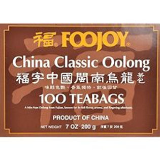 Foojoy China Classic Oolong 100bags Free Shipping