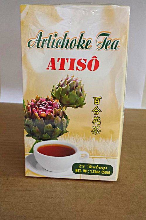 Artichoke Tea 25 bags 3 boxes Free Shipping
