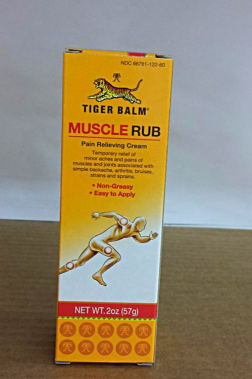 Tiger Balm Muscle Rub 57gm Free Shipping