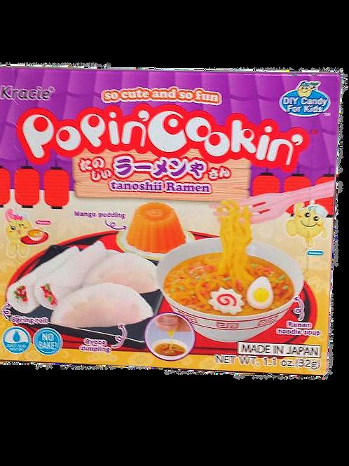 Kracie PoPinCookin tanoshii Ramen 8 boxes Free Shipping