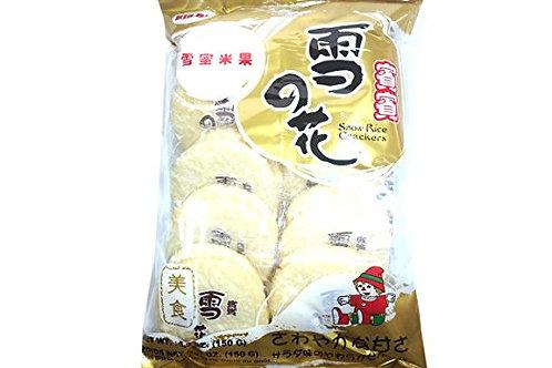 Bin Bin Snow Rice Crackers 150gm Free Shipping