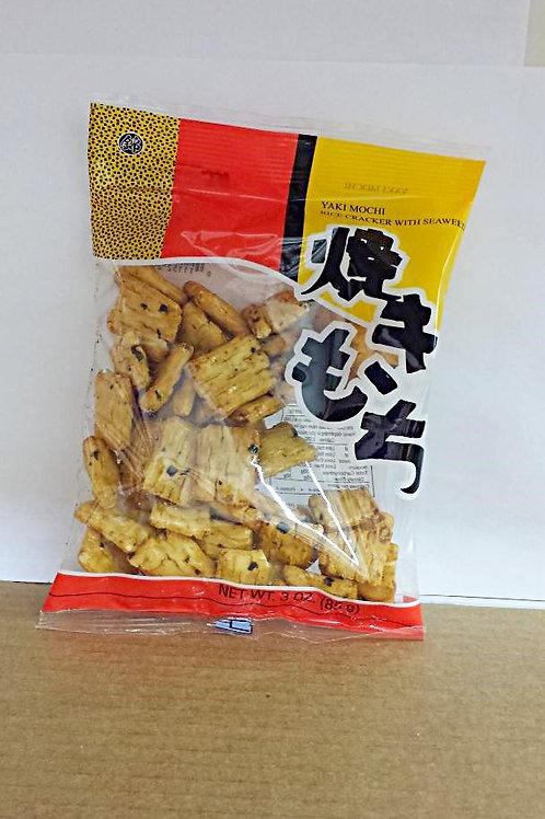 JFC Yaki Mochi 3oz 8pkg Free Shipping