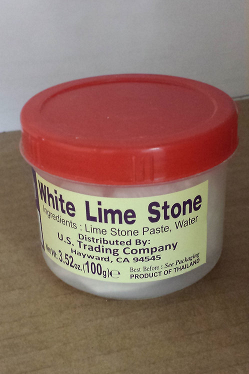 Dragonfly White Lime Stone 100gm 6 boxes Free Shipping