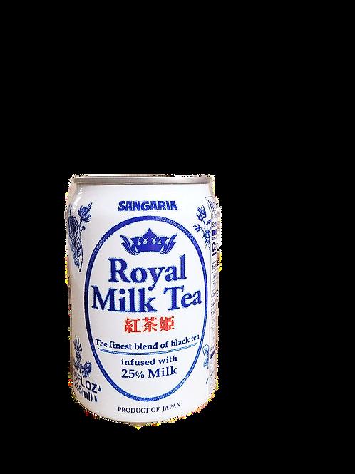 Sangaria Royal Milk Tea 265ml 8 cans Free Shipping