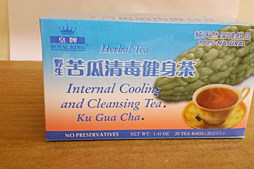 Royal King Internal Cooling & Cleansing Tea 20bags 8 boxes Free Shipping