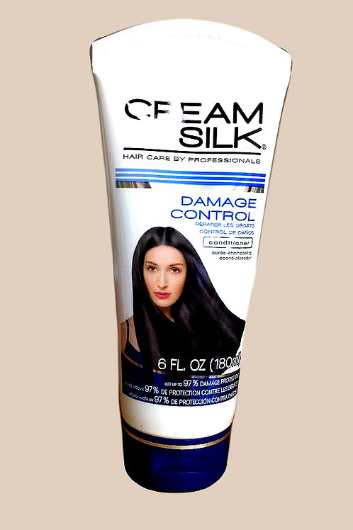 Cream Silk Damage Control Conditioner 180ml 3 tubes Free Shipping