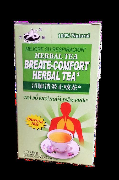 Tai Chi Breate-Comfort Herbal Tea 12 bags 6 boxes Free Shipping