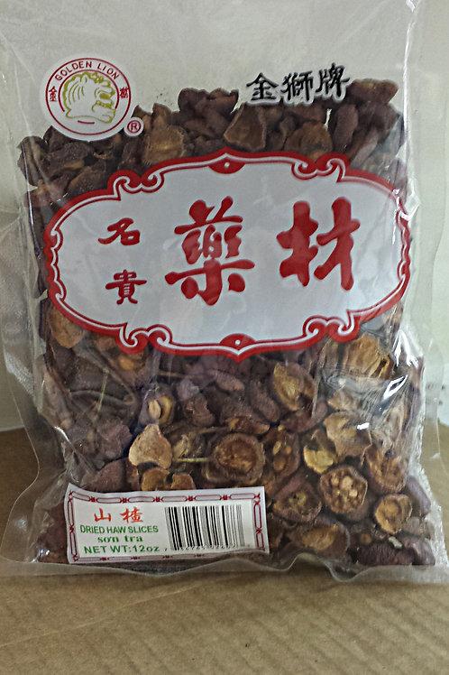 GL Dried Haw Slices 12oz Free Shipping