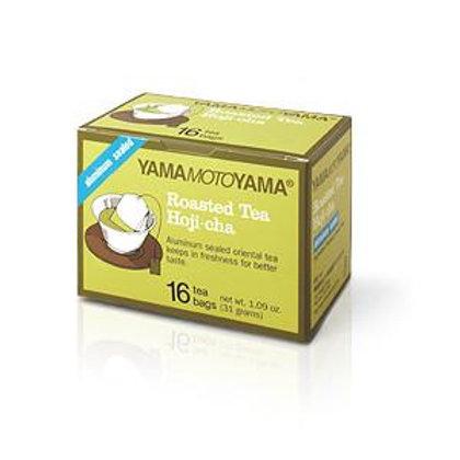 Yamamotoyama Hoji-Cha 16bags 3 boxes Free Shipping