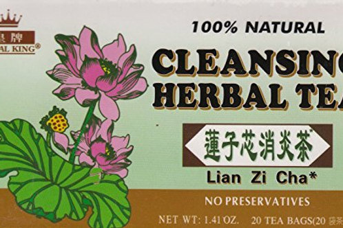 Royal King Cleansing Herbal Tea 20bags 5 boxes Free Shipping