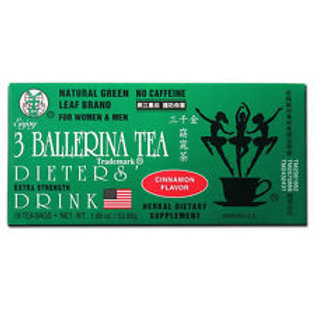 3 Ballerina Tea 18bags 9 boxes Free Shipping