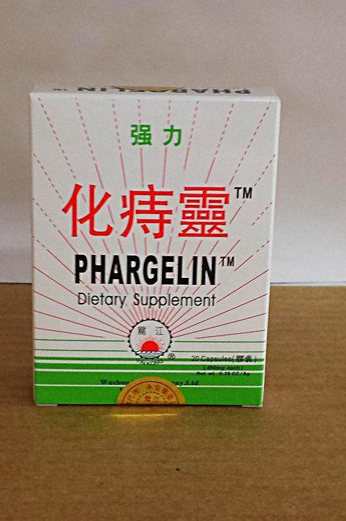 Yin Kong Phargelin 20 capsules Free Shipping