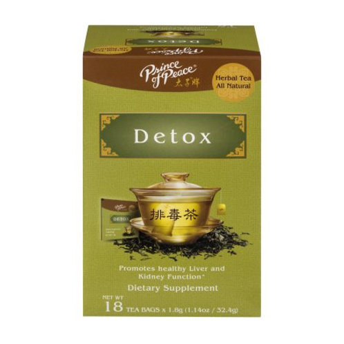 Prince of Peace Detox 18bags 3 boxes Free Shipping