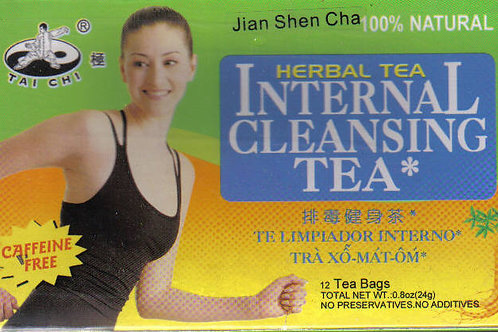 Tai Chi Internal Cleansing Tea 12bags 6 boxes Free Shipping