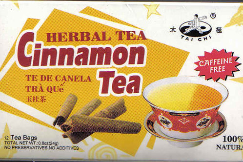 Tai Chi Cinnamon Tea 12bags 12 boxes Free Shipping