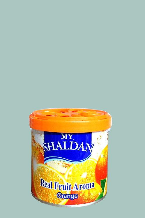 My Shaldan Air Freshener Orange 5 cans Free Shipping