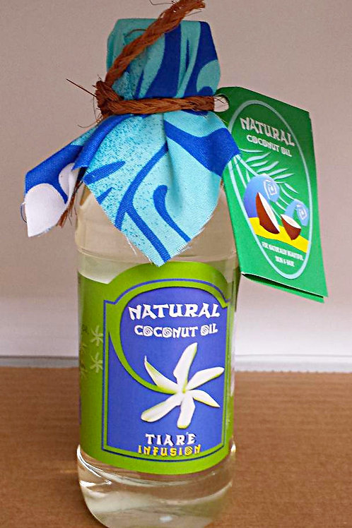 Tiare Natural Coconut Oil 300ml, 5 bottles & Free Shipping