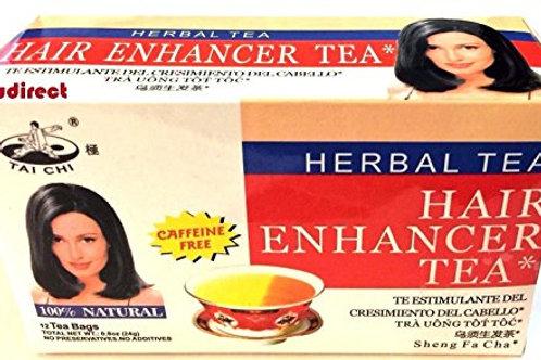 Tai Chi Hair Enhancer Tea 12bags 12 boxes Free Shipping