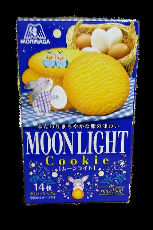 Morinaga Moonlight Cookie 4oz 5 boxes Free Shipping